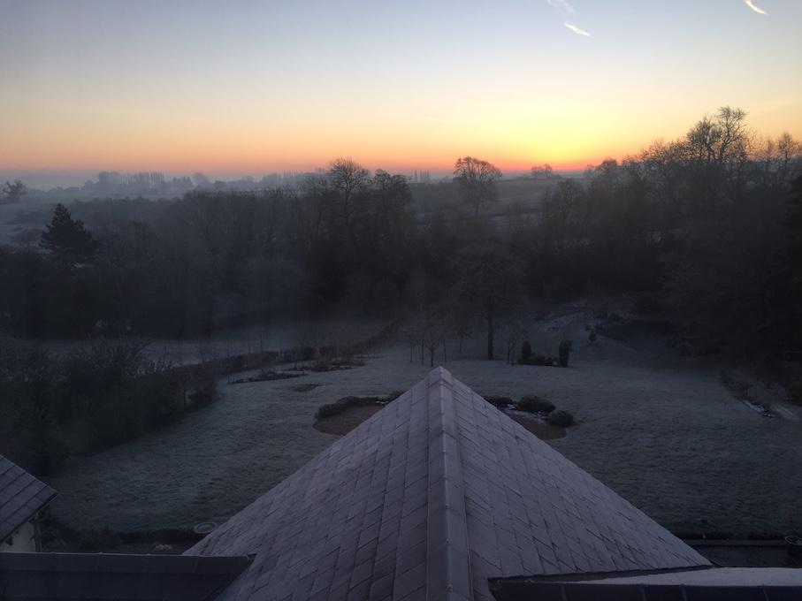 A Frosty Morning - 2020