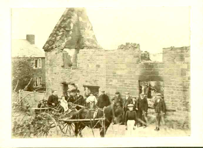 1906 - Fire at The Bakehouse