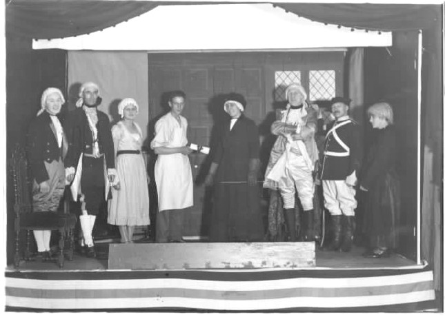 1930 - The Jacobite Play