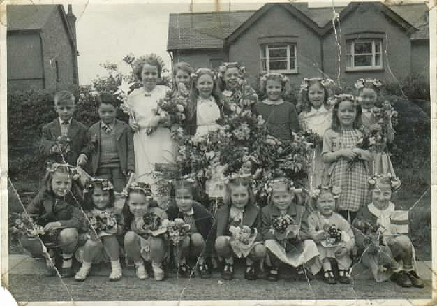 1949 - May Day Celebration