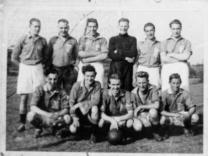 1950 - East Farndon Football Team