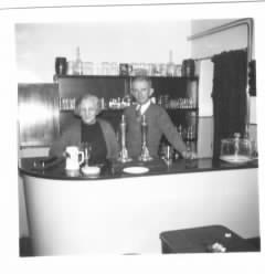 1960 - Former Bell Inn Publicans - George & Annie Dimbleby