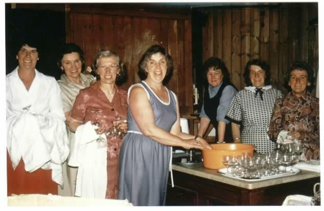 1980 - Age Concern Volunteers