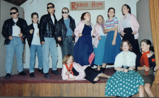 1980 - Grease Performers