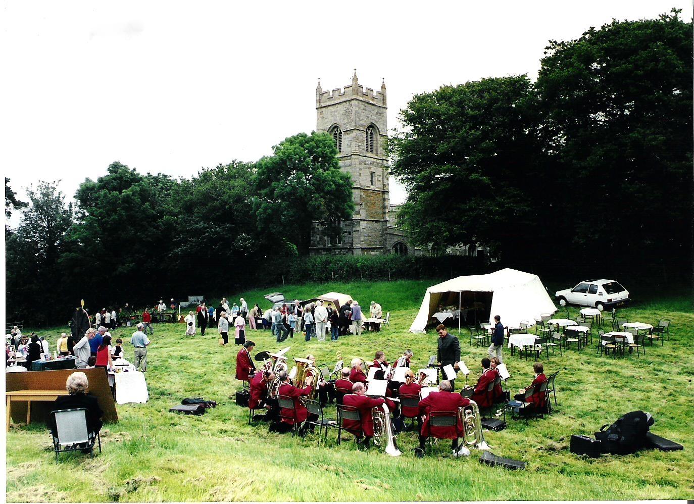 2002 - Village Fete
