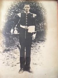 Alfred Owen Allen - WW1