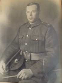 David Clifford Allen - WW1