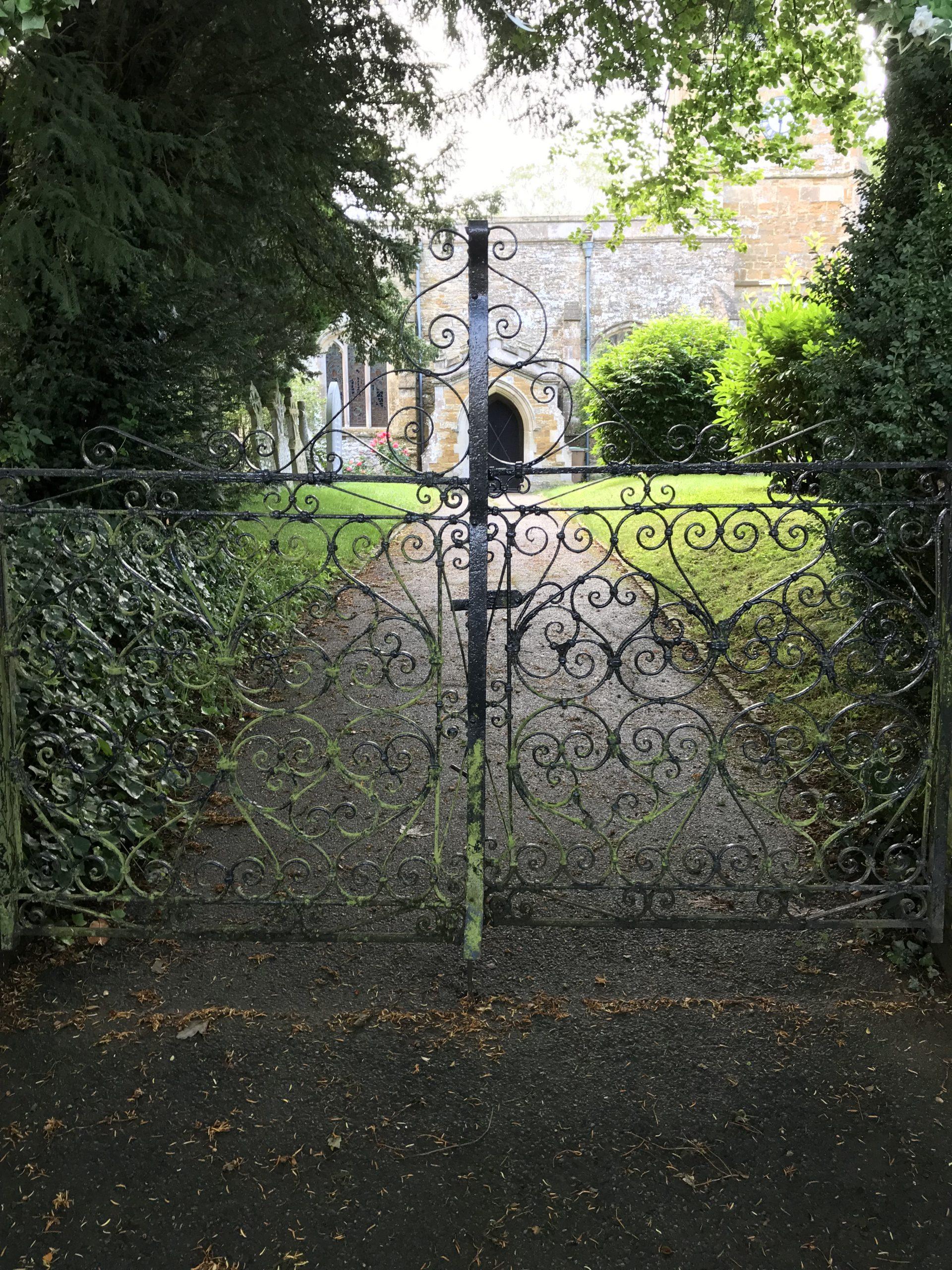 East Farndon WW2 Commemorative Gates