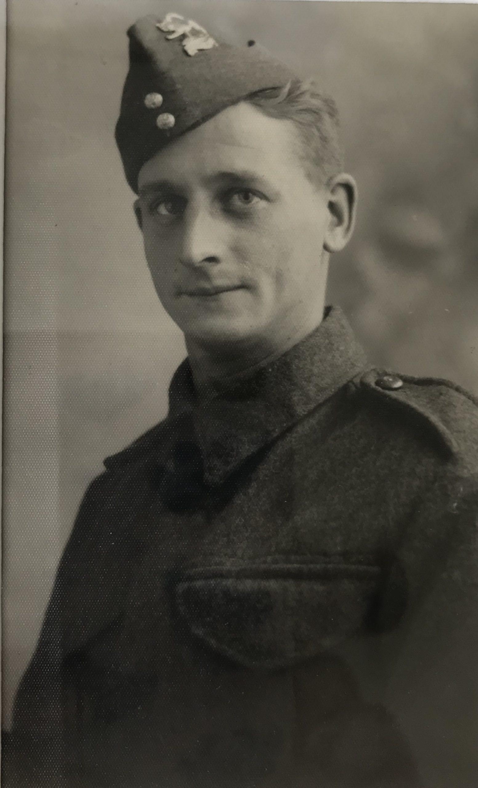Gordon Hill in WW2
