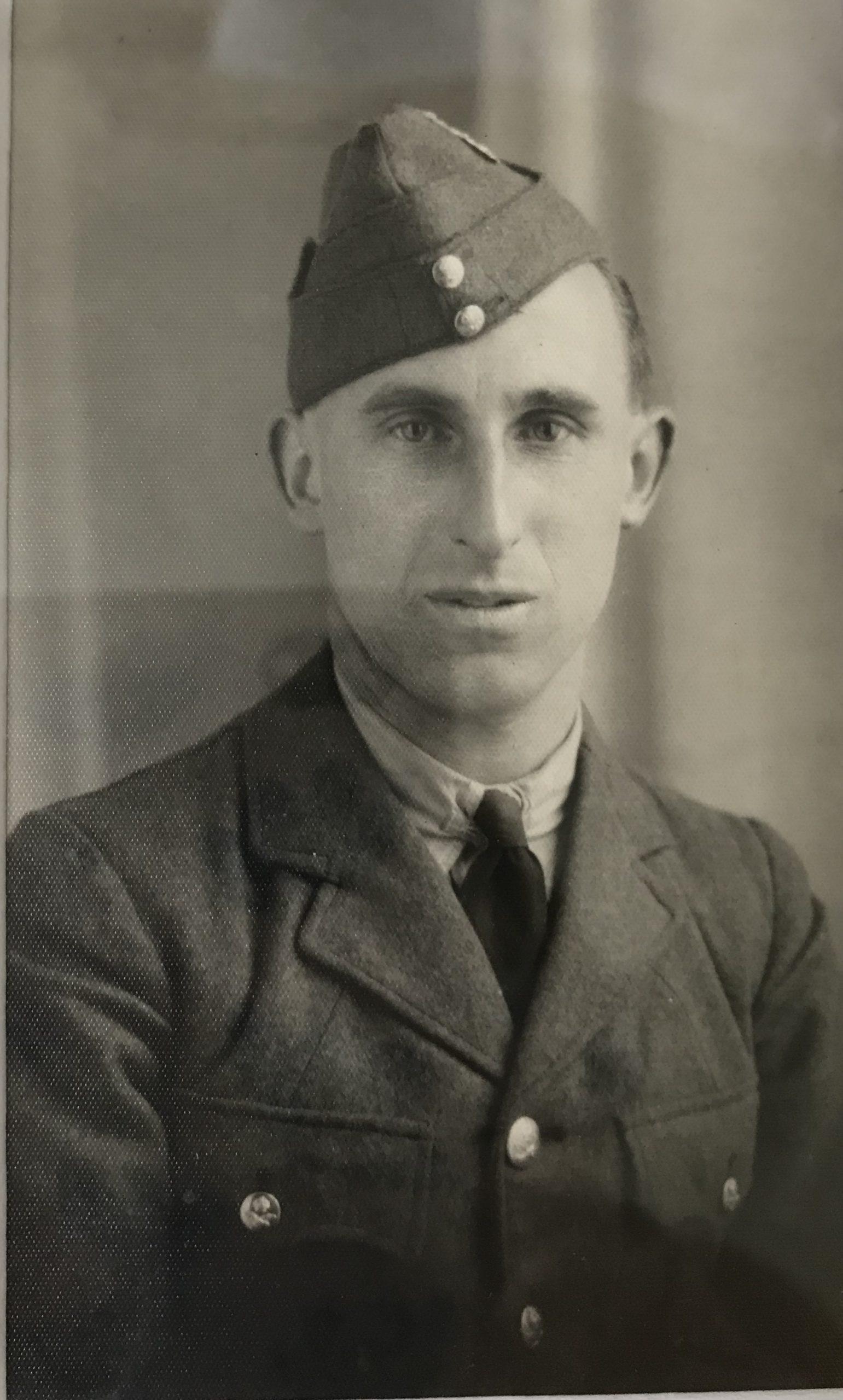 Herbert Hill in WW2