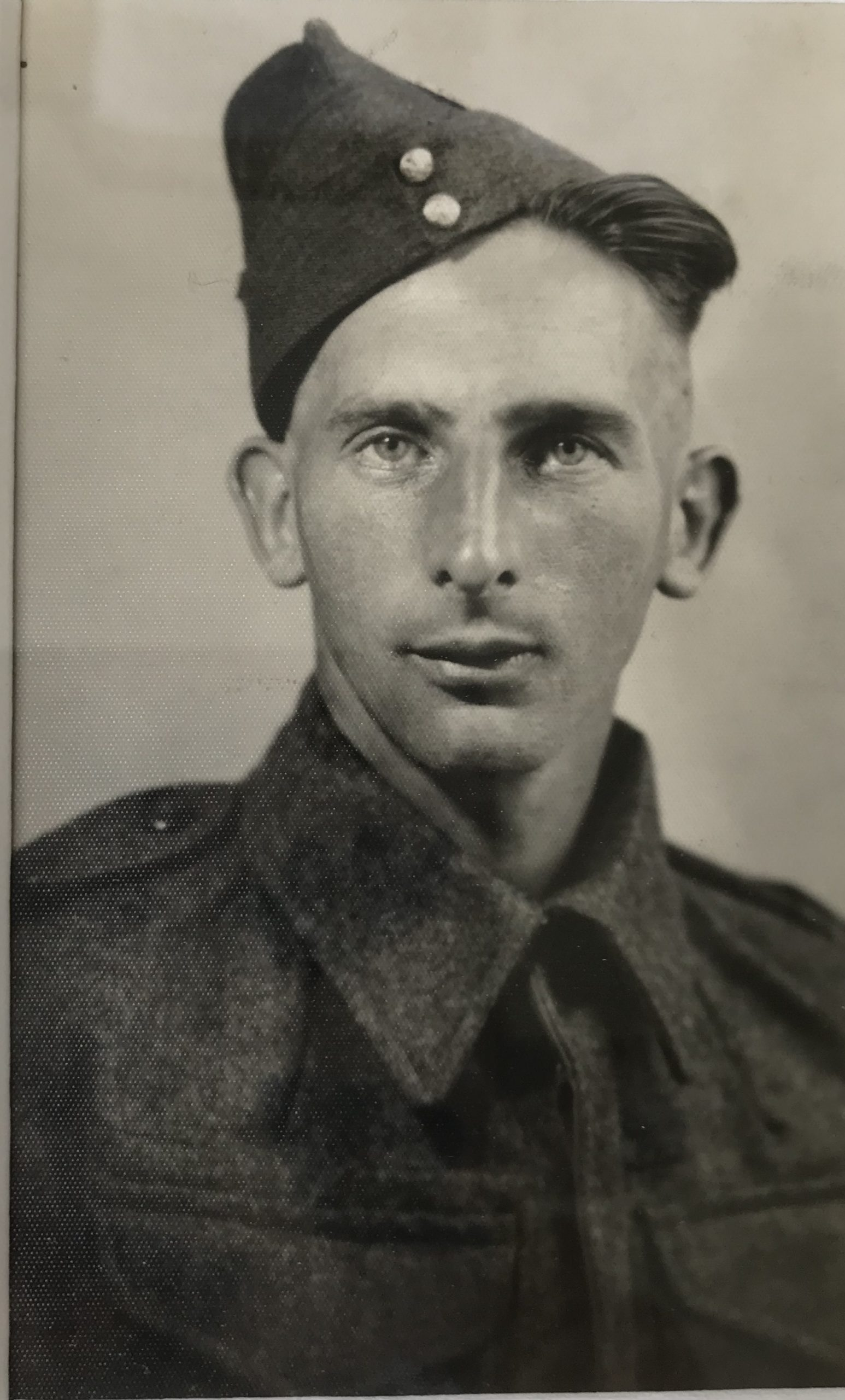 Horace Hill in WW2