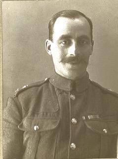 Jack Broughton - WW1