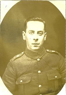 Len Broughton - WW1