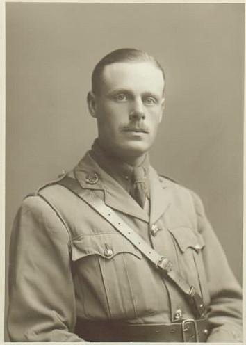 Lietanant William (Billy) West - WW1