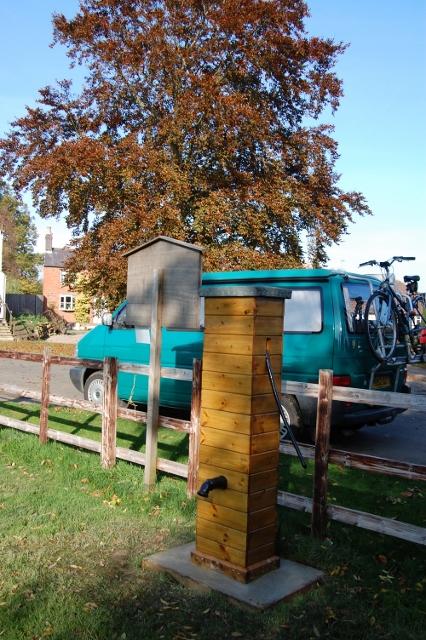 Village Pump Refurbished - October 2015